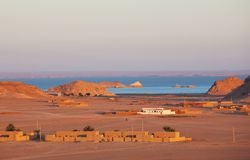 Wadi Halfa Lizenzfreies Stockfoto