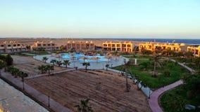 Wadi Lahmy Azur Resort Arkivbilder