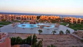 Wadi Lahmy Azur Resort Royaltyfri Foto