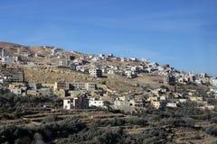Wadi Musa, Giordania Immagini Stock Libere da Diritti