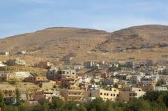 Wadi musa Jordanie Photographie stock libre de droits