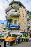 Wadi Nisnas Market, Haifa Stock Photography