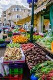 Wadi Nisnas Market, Haifa Royalty Free Stock Photo