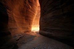 Wadi Numeira Lizenzfreies Stockfoto