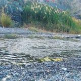 Wadi Oman Images libres de droits