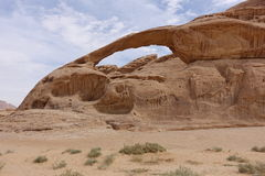 Wadi Ram Fotografie Stock