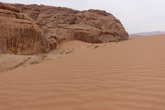 Wadi Ram Arkivfoton