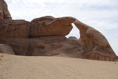 Wadi Ram Royalty Free Stock Photo