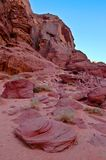 Wadi Rhum-Jordanie Photographie stock libre de droits