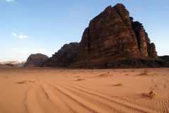 Wadi Rum Stock Photos