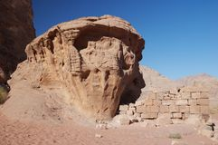 Wadi Rum Royalty Free Stock Photos