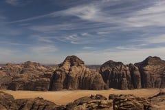 Wadi Rum foto de stock