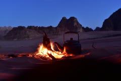 Wadi Rum Image libre de droits