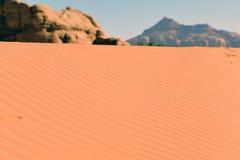 Wadi Rum Stock Foto's