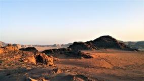 Wadi Rum Immagine Stock