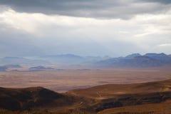 Wadi Rum desert Royalty Free Stock Images