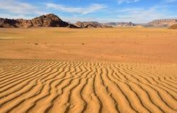 Wadi Rum Desert Stockfotografie