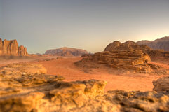 Free Wadi Rum Desert, Jordan Royalty Free Stock Photography - 12573747