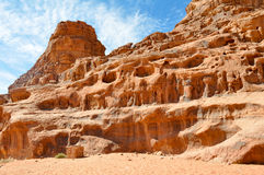 Wadi Rum desert, Jordan Stock Photography