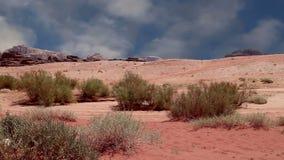 Wadi Rum Desert, Jordânia, Médio Oriente filme
