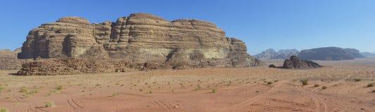 Wadi Rum, Jordan Royalty Free Stock Photos
