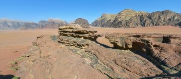 Wadi Rum, Jordan Stock Images
