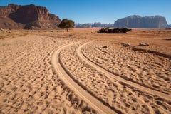 Wadi Rum – Jordan desert Royalty Free Stock Image