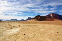 Wadi Rum, Jordan Stock Photography