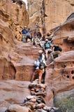 Wadi Rum - Jordanië royalty-vrije stock foto