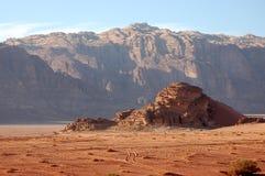 Free Wadi Rum Landscape, Jordan. Stock Photography - 45992712