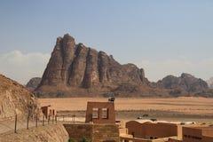 Wadi Rum Royalty Free Stock Photo