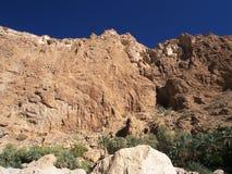 Wadi Shab, Oman Photo libre de droits