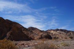 Wadi Shahamon, Izrael Obraz Royalty Free