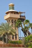 Wadi Water Park salvaje en Dubai Fotos de archivo libres de regalías