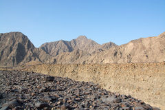 Wadi Wuraya, Fudschaira, UAE Stock Photography