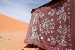 Wadiego rumu pustynia także znać gdy dolina księżyc jest doliny cięciem w piaskowa i granitu skałę w południowym Jordania Zdjęcie Royalty Free