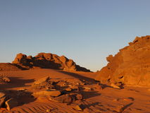 Wadirum Stock Foto
