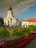 Wadowice Royalty Free Stock Image