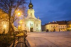 Wadowice, Poland Stock Images