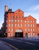 Wadworths bryggeri, Devizes Royaltyfri Bild