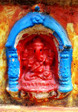 Władyka Ganesha Obraz Royalty Free