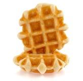 wafel Royalty-vrije Stock Afbeeldingen
