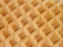 Wafels stock afbeelding