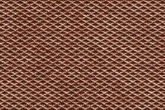 Wafeltje met chocoladeachtergrond stock afbeelding