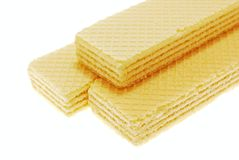 Wafer Royalty Free Stock Image
