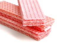Wafer Stock Photo