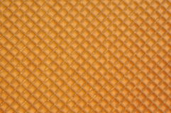 Wafer background with regular pattern Stock Image