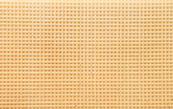 Wafer background texture Royalty Free Stock Photo