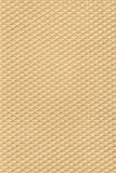 Wafer background. Royalty Free Stock Photo