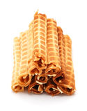 Wafer baking Stock Photography